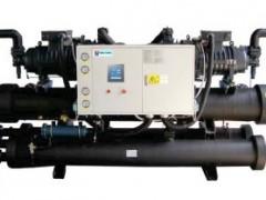 金国达地埋管热泵机组