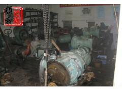 开利水源热泵机组