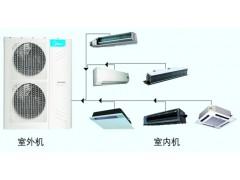 美的中央空调风冷模块机组