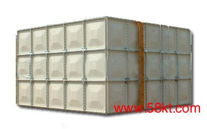 耐腐蚀玻璃模压钢水箱