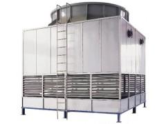 不锈钢逆流式方形冷却塔