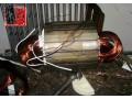 百福马压缩机抱轴维修电机过载