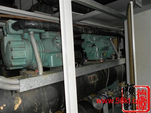 麦克维尔风冷螺杆冷水机组