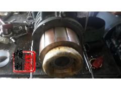 日立中央空调压缩机不制热, 螺杆压缩机维修抱轴故障