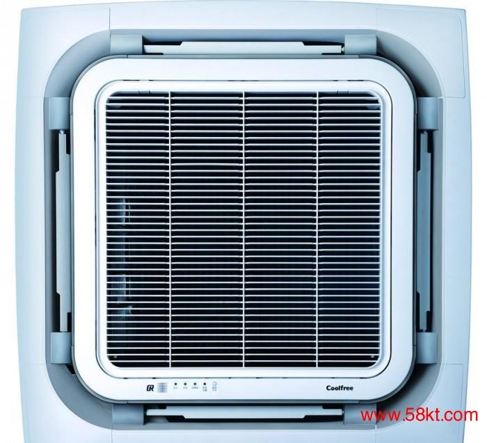 广州美的空调天花机