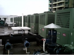 热姆风冷模块热泵