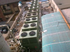 瑞姆空气源热泵热水机组