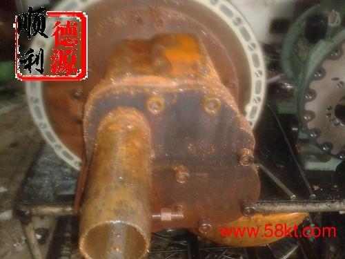 三菱压缩机异常振动及噪音