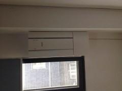 松下壁挂式全热交换新风系统