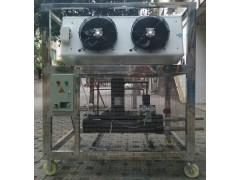 鲍鱼菇栽培专用热泵节能空调设备
