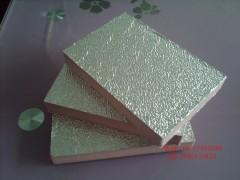 酚醛风管板/双面压花铝箔2.0