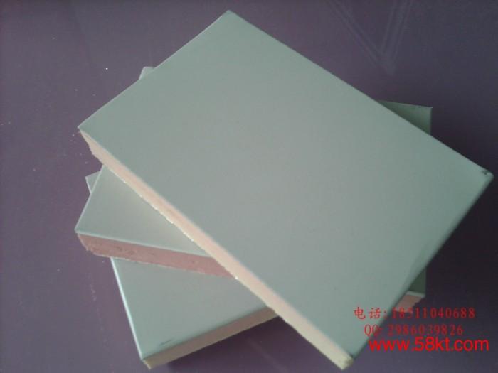 2.0单面彩钢酚醛风管板