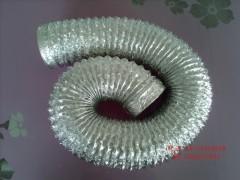 圆形铝箔软管