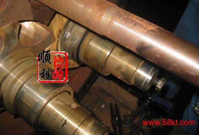 唐山螺杆压缩机进水