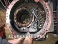 汉钟螺杆压缩机电机烧毁