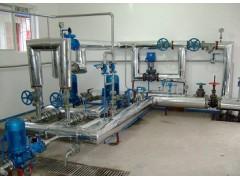 激波换热供暖机组