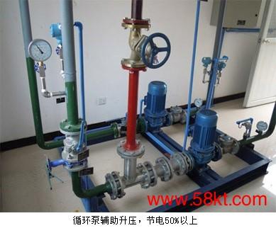 激波高效节能热水机组