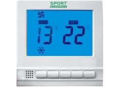 液晶显示房间温控器