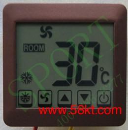 触摸液晶温控器