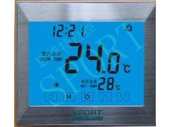 大屏液晶温控器