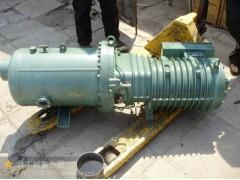 比泽尔螺杆压缩机压力低故障, 水源热泵机组压缩机压力低维修