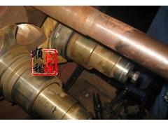 汉钟压缩机2EC-1.2有异音, 汉钟螺杆压缩机进水维修
