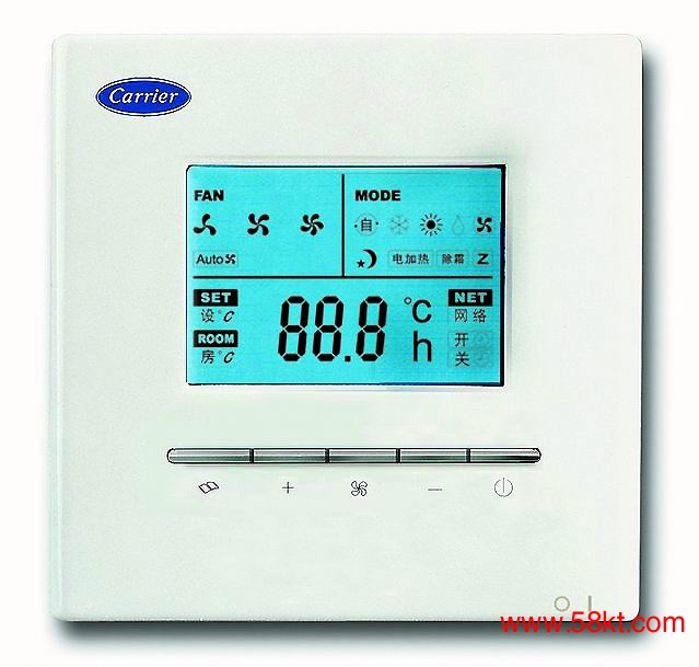 开利数字温控器