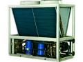 全热回收模块式空气源热泵