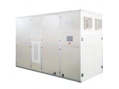 预冷型热泵式溶液调湿新风机组