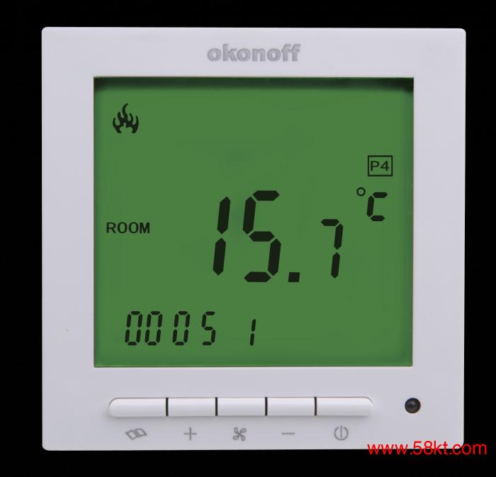 柯耐弗DC12系列露点温控器