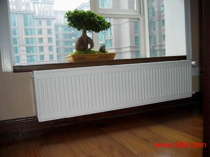 钢制板式暖气片