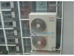 东芝三室一厅专用家用中央空调