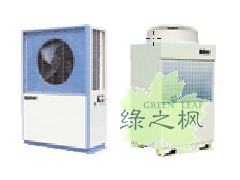 麦克维尔小型风冷冷水/热泵机组整体系列中央空调