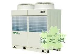 麦克维尔风冷热泵全热回收机组
