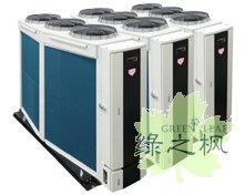 麦克维尔六角棱风冷变频热泵机组