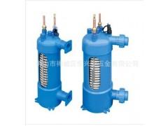 PVC模具外壳泳池热泵钛换热器, PVC外壳钛炮,泳池钛交换器