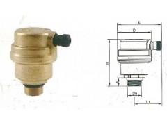 微型自动排气阀