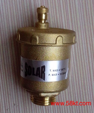 模温机高温排气阀