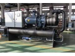 造纸橡塑工业水冷螺杆冷水机