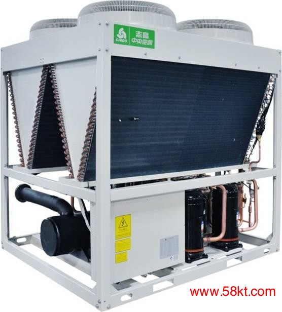 志高65/130风冷热泵模块机