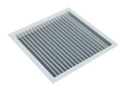 单层可调百页风口, 中央空调末端专用