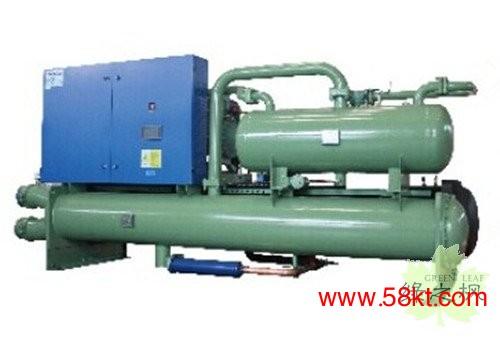 盾安中央空调RSL(M)系列水地源热泵机