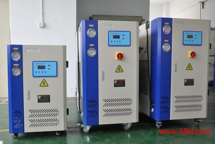 华利风冷式工业冷水机组