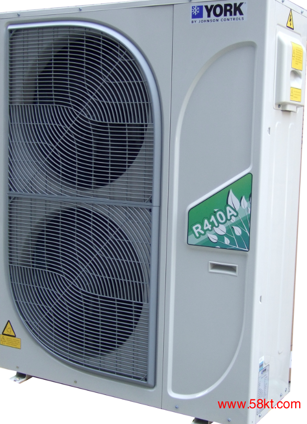 美国约克YCAG风冷热泵中央空调