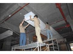 成都美的中央空调安装改造