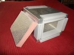 龙岩酚醛复合风管板