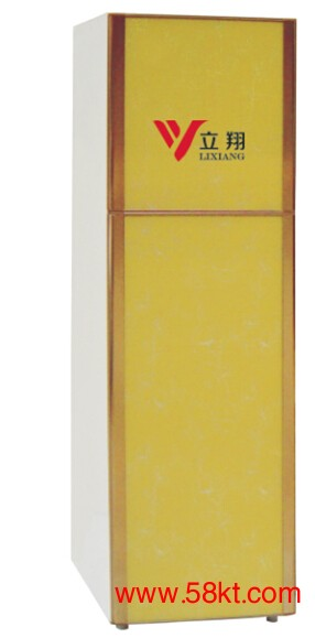 空气能方形双内胆系列-香槟金