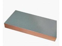 单面镀锌压花酚醛风管板材