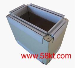 钢面型酚醛复合风管