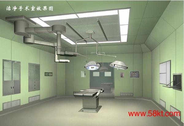 医院车间研究所等无尘洁净室